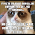 Grumpy Cat on being alone on Valentine's Day