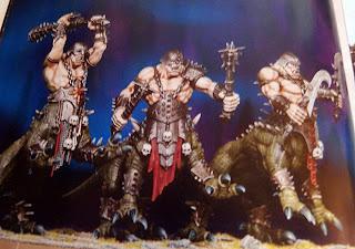 Dragon Ogres