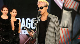 Figure G - Dragon selected as the Style Icon 2013