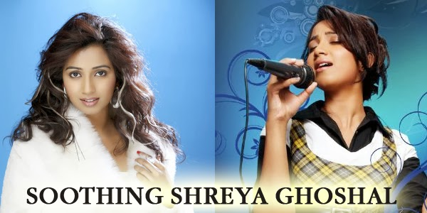 Listen To Shreya Ghoshal Songs On Raaga.com