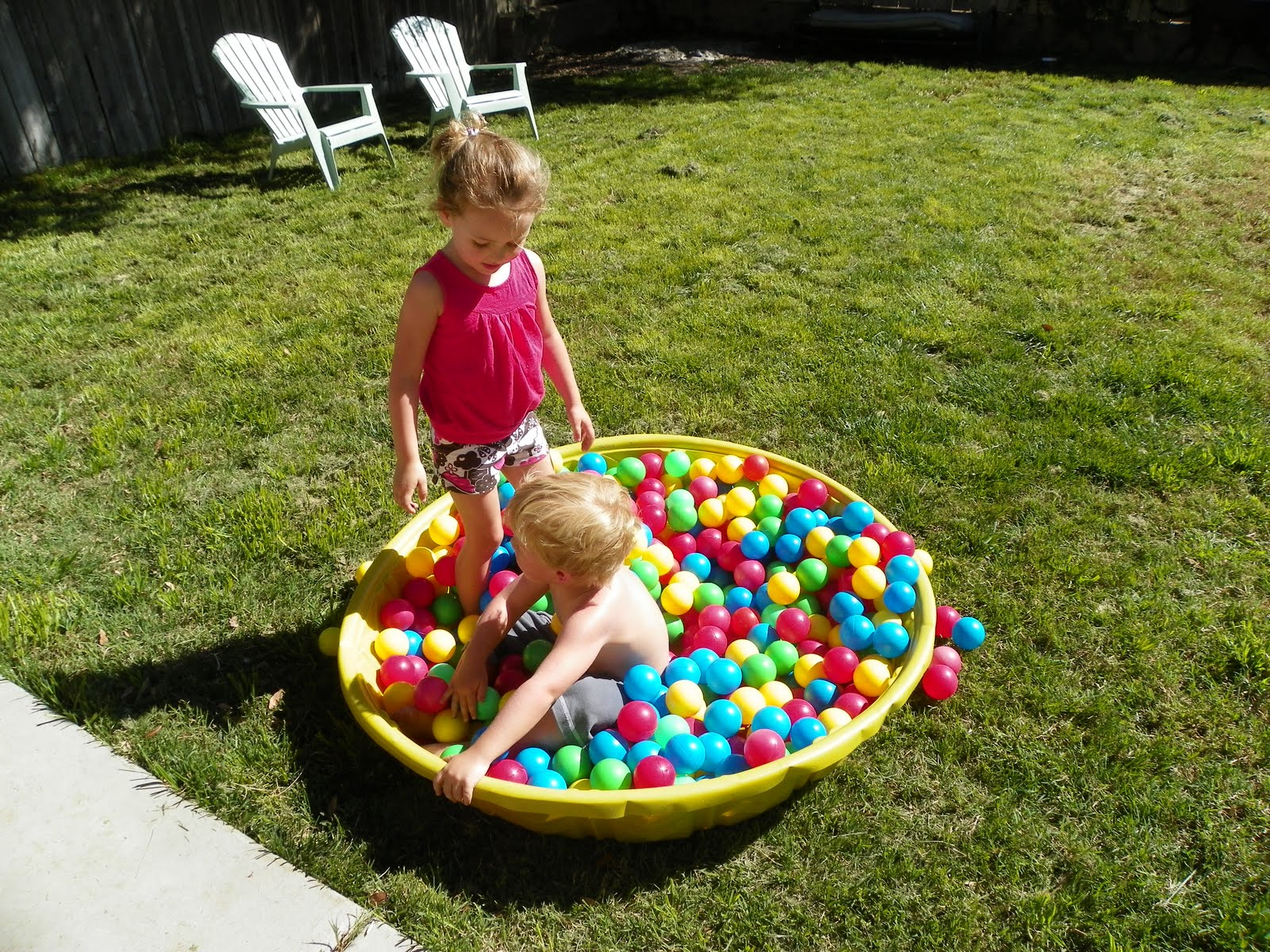 the perfectly imperfect kingdom backyard playdate