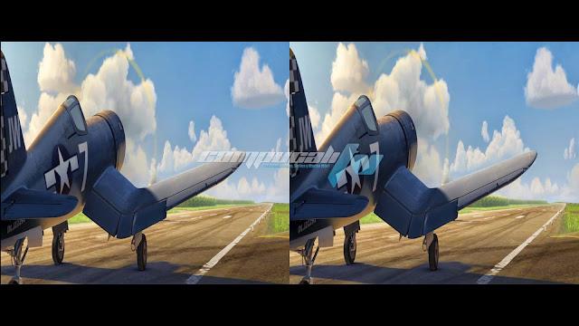 Aviones 2 Equipo de Rescate 3D SBS Latino