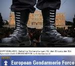 Η Eurogendfor στην Ελλάδα;