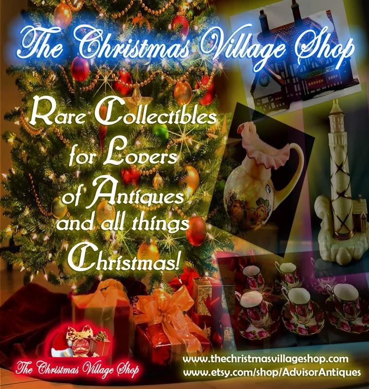 The Christmas Village Shop