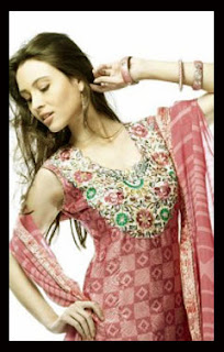Indian Salwar Kameez Design For Women