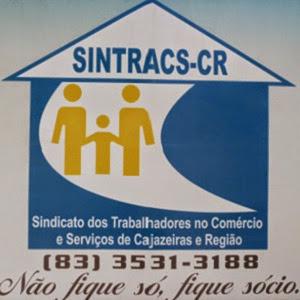 NOSSO  SINTRACS CZ  DE  CAJAZEIRAS MUITO  ATUANTE EM DEFESA DOS COMERCIARIOS DE CAJAZEIRAS E REGIÃO