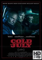 Cold in July (2014) BRrip 720p Latino