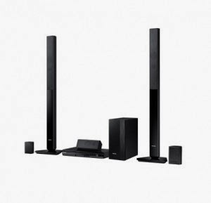 Snapdeal: Buy Samsung HT-F453RK 5.1 DVD Home Theatre System at Rs.16507