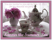 """Savour the Summer"" Tea Party"