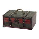 Decorative Leather Treasure Box