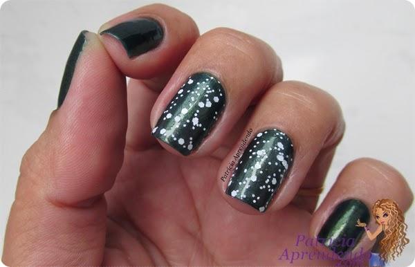 Esmaltes Sadok Inpire e Mohda Soft Glitter