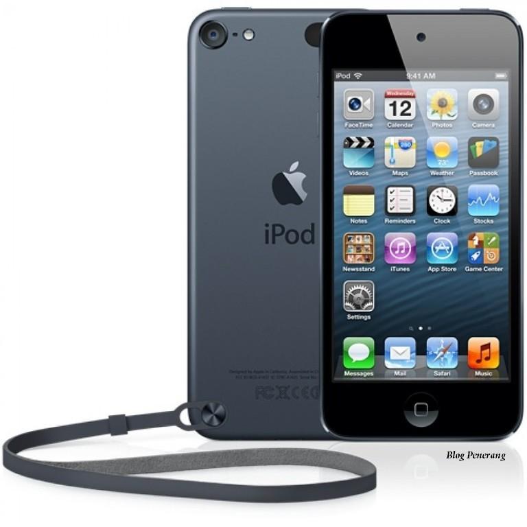 Spesifikasi dan Harga Ipod Touch Generasi 5