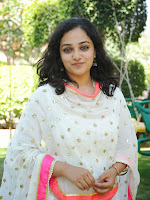 Nitya Menon Photos at Sharwanand Movie launch-cover-photo