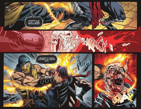 Mortal kombat battle quotes