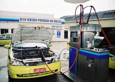 Como puede caer la gasolina en el aceite el inyector