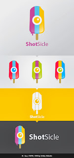 ShotSicle Logo Template