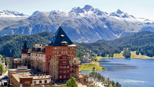 Beautiful Scenery in Switzerland