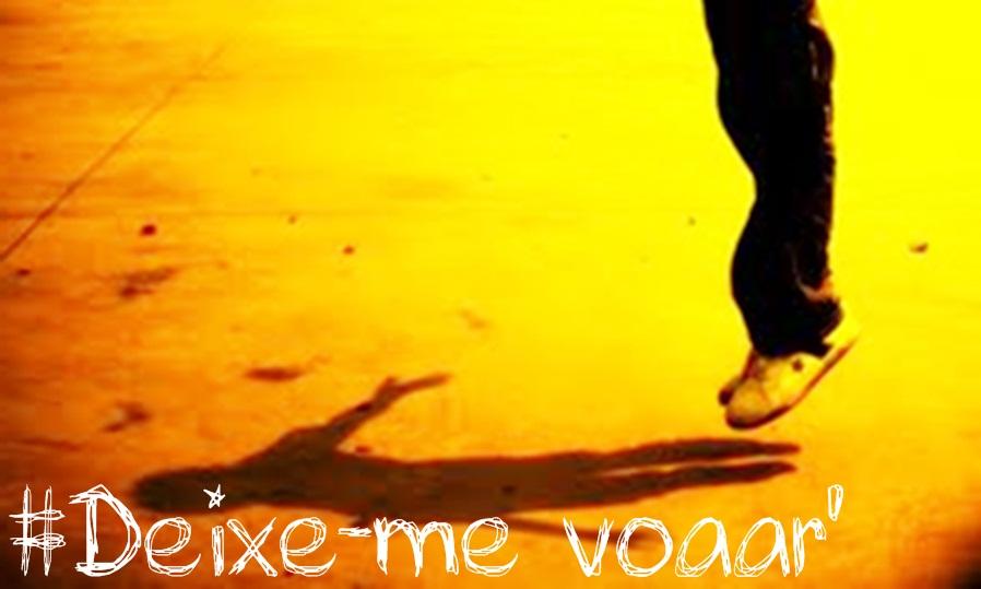 #Deixe-me voar'