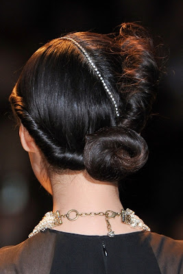 Fall/Winter 2011-2012 Hairstyle Trends- badgley mischka