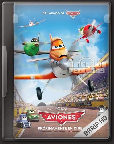 Planes (BRRip FULL HD Español Latino) (2013)