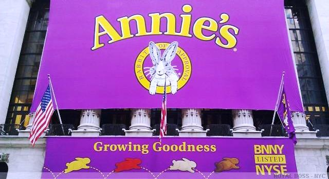 annies bnny nyse
