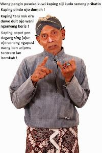Wejange Si Mbah :
