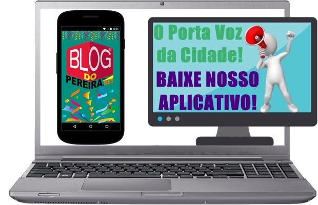 Click Aqui para baixar o Aplicativo do Blog.