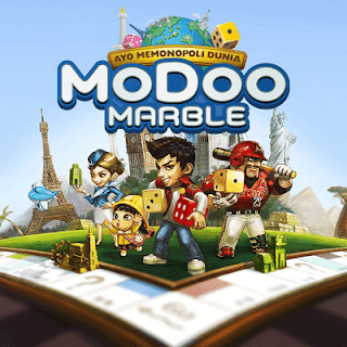 Modoo Marble Indonesia Monopoly Game