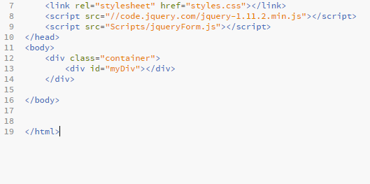Build a customizable jQuery Plugin for HTML5 Form    5
