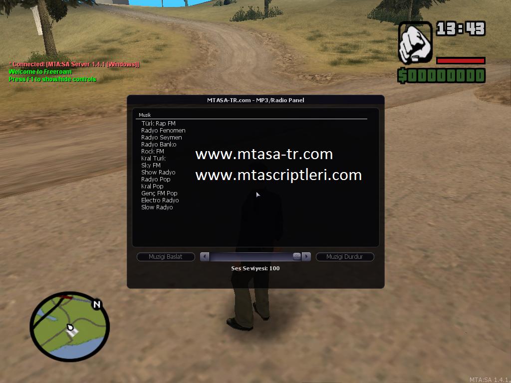 Как сделать сервер мта 141