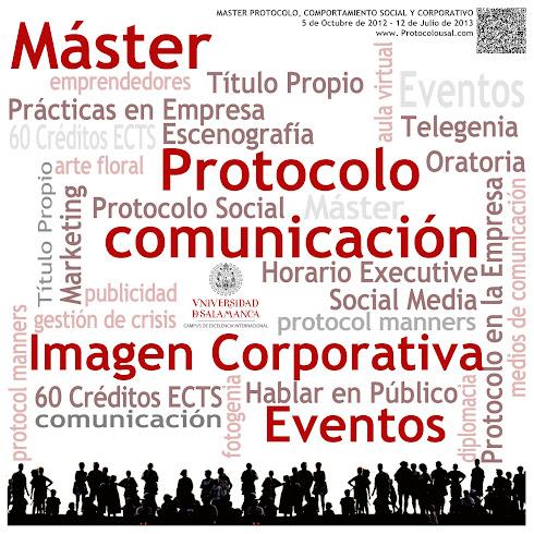 Máster Protocolo - Universidad de Salamanca