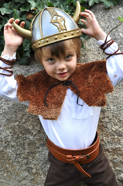 Viking Costume by Cheri at I am Momma Hear Me Roar