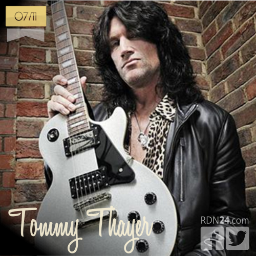 07 de noviembre | Tommy Thayer - @tommy_thayer | Info + vídeos