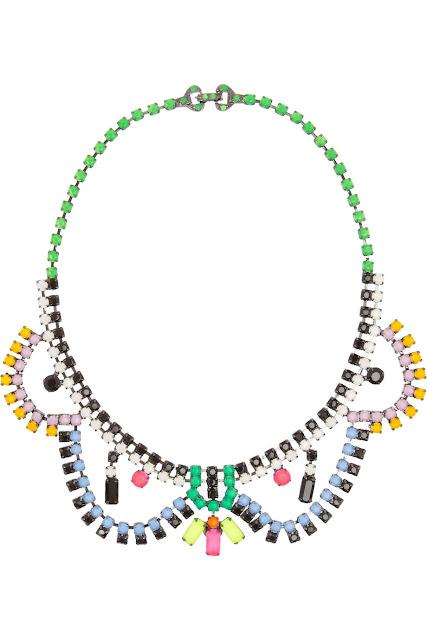 Tom Binns statement jewellery