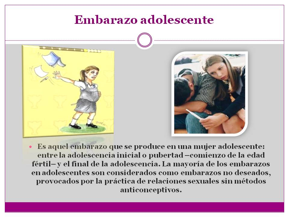 Prevencin del embarazo en adolescentes