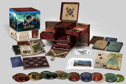 Box especial 'Harry Potter Wizard's Collection' será 400% mais caro no Brasil | Ordem da Fênix Brasileira