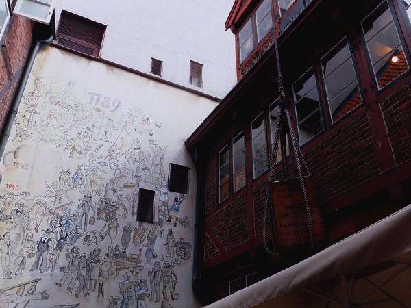 Hambourg Hamburg Krameramtsstuben
