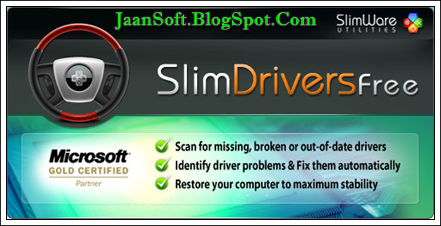 SlimDrivers 2.2.44488.900 For Windows