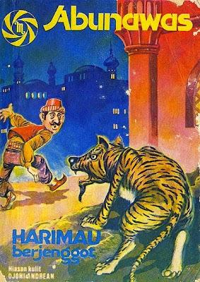 Harimau berjenggot