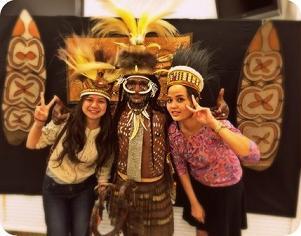 Didimus Mabel, Anak Kepala Suku Dani yang Naksir Gadis Jepang