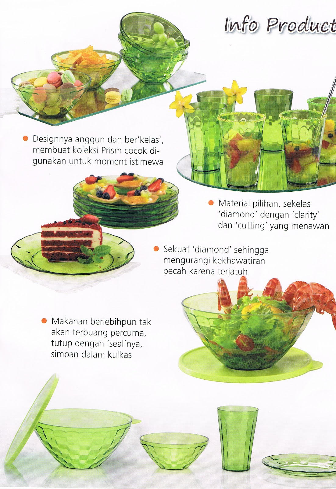Hadiah activity tupperware mei 2012