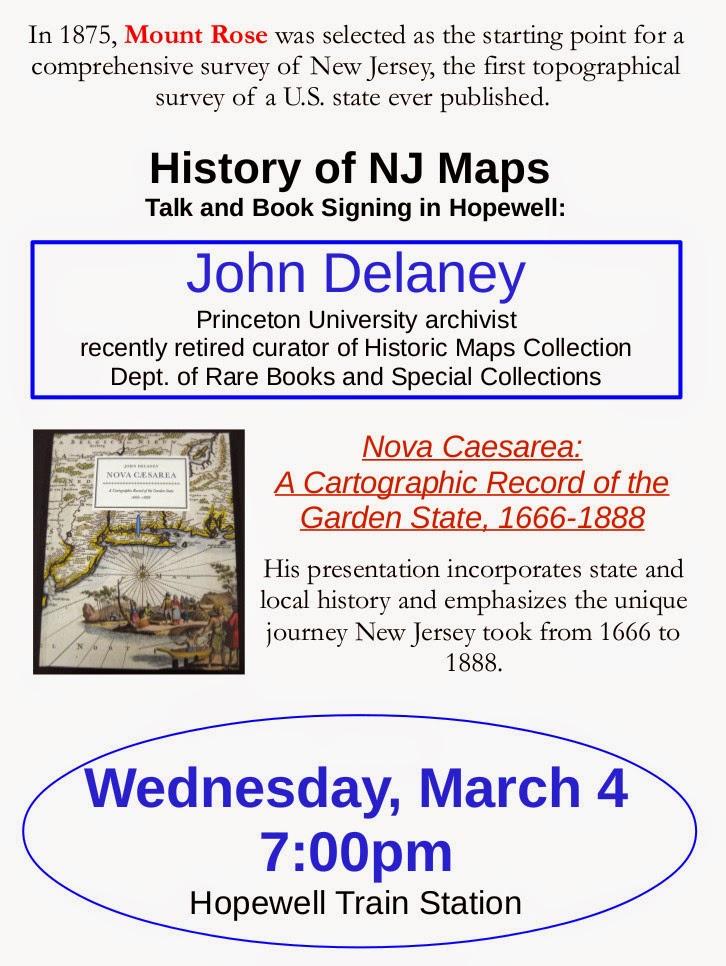 John Delaney - History of NJ Maps