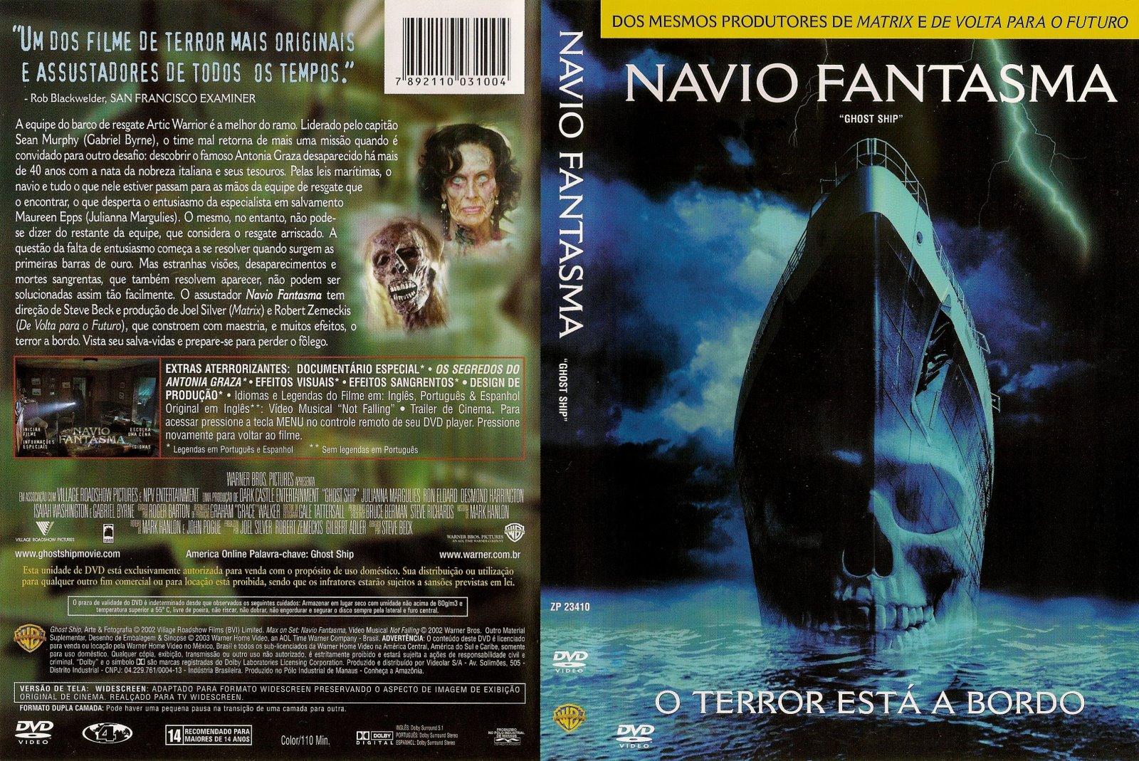 Download Navio Fantasma DVD-R NAVIO FANTASMA