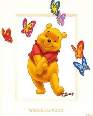 Winnie Pooh cariñoso