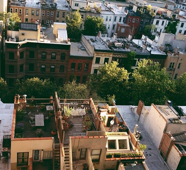 rooftops nyc