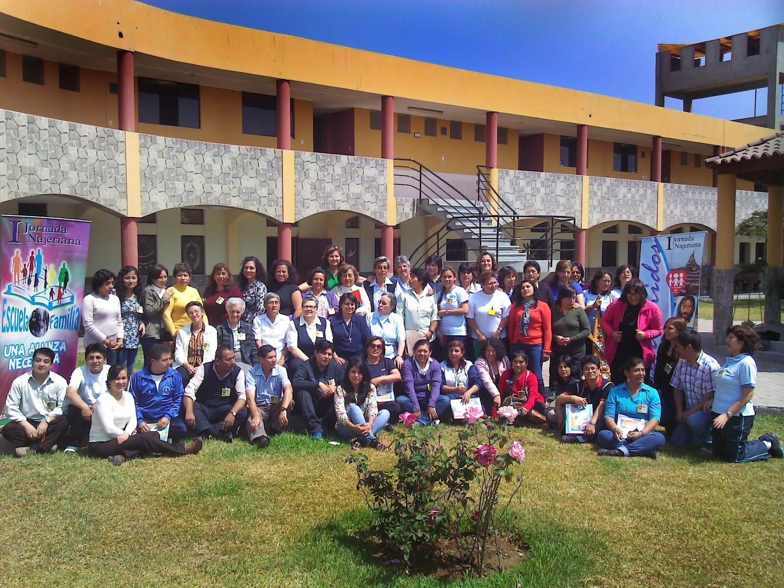 Gracias hermanos y hermanas deTrujillo, Chiclayo, Ventanilla, Lima y