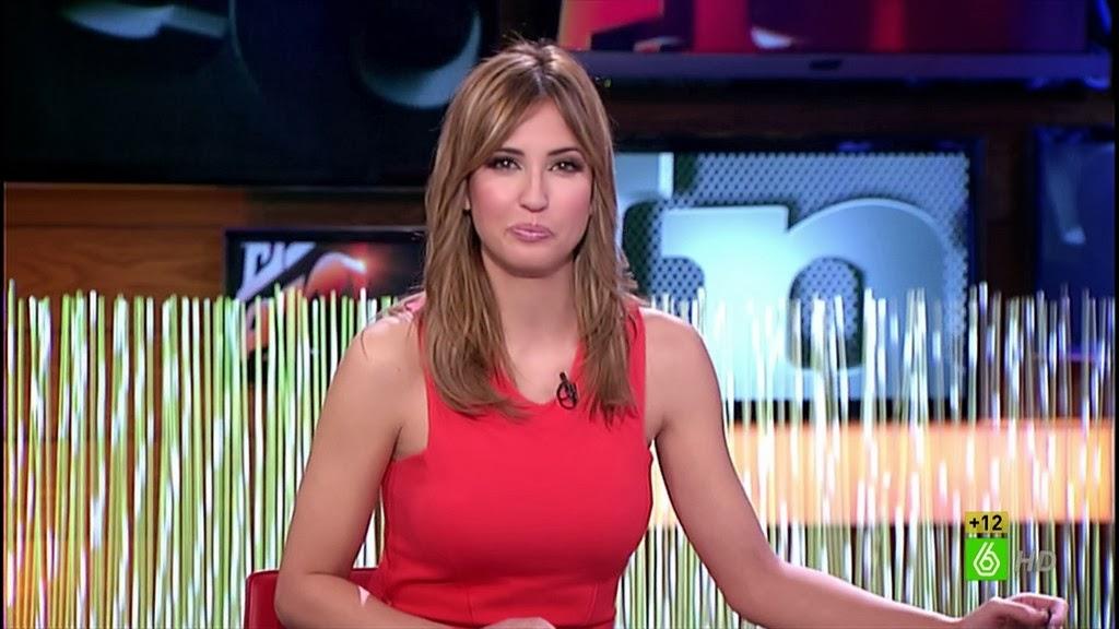 SANDRA SABATES, EL INTERMEDIO (16.12.13)