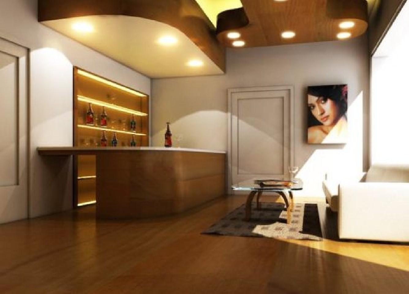 Home Interior Designs: Home Bar Design
