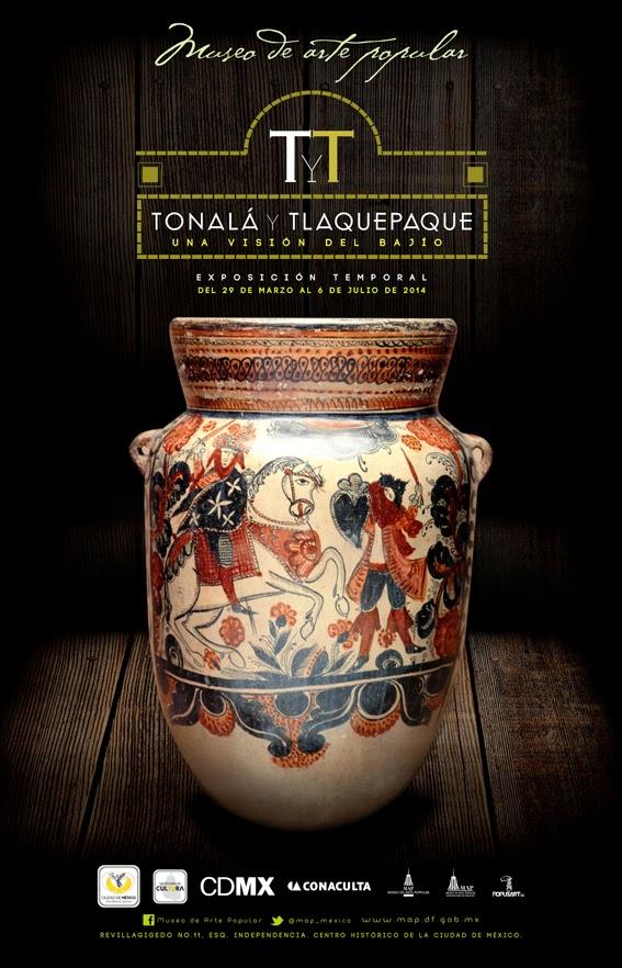 Llegan Tonalá y Tlaquepaque al Museo de Arte Popular