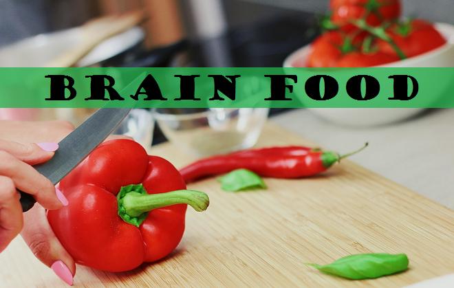 Tips Agar Kerja Tetap Segar Bugar ( Brain Food )